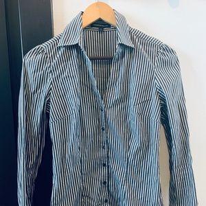 Express xs all dress shirt like new